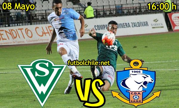 VER STREAM RESULTADO EN VIVO, ONLINE: Santiago Wanderers vs Deportes Antofagasta