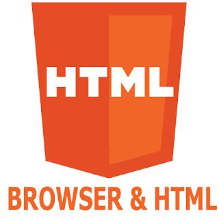 Pengenalan Browser-browser dalam fungsi HTML