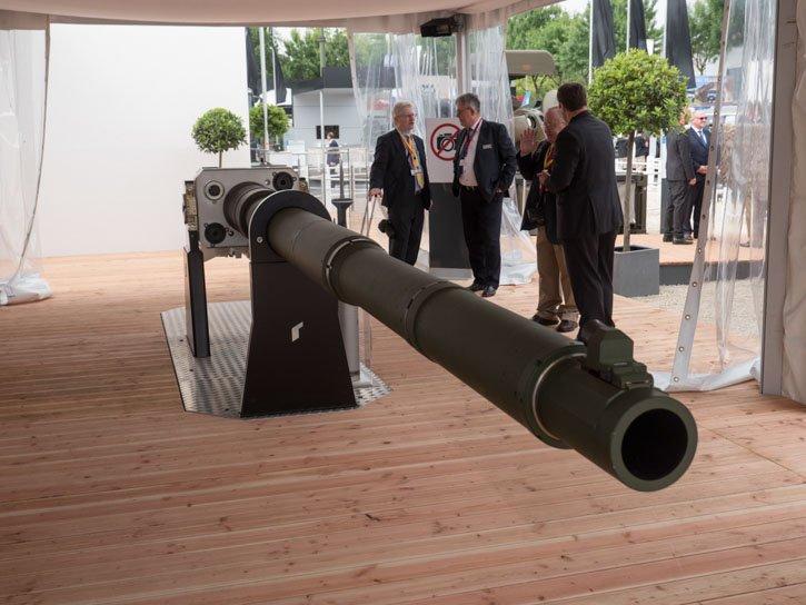 مدفع عيار 140 ملم للأبرامز.. ماله؟ وماعليه؟ 130mmgun