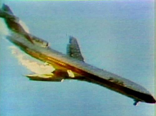 Pacific Southwest Airlines Psa Flight 182 Crash Blueiskewl