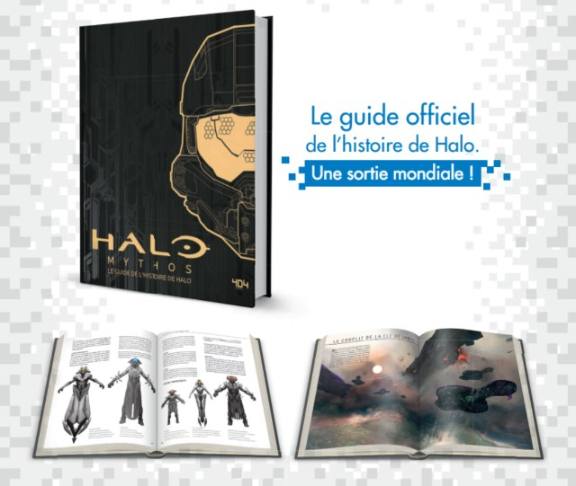 HALO MYTHOS, le guide officiel de l'histoire de Halo