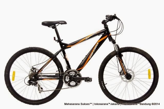 Sepeda Gunung Wimcycle Diamante RX 26 Inci