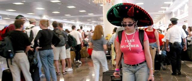 Casi un millón de estadounidenses viven de forma ilegal en México: INEGI¿Por qué las leyes de migración no se aplican en México?