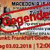Mazedonier mit Gegendemo morgen in Frankfurt