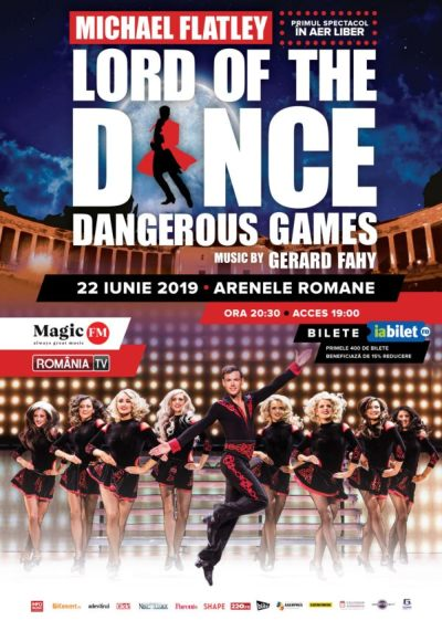 Lord of the Dance in Romania
