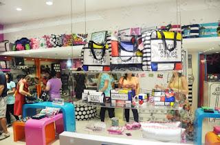 projeto arquitetura comunicação visual papelaria shopping