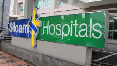 siloam hospital alat kristenisasi