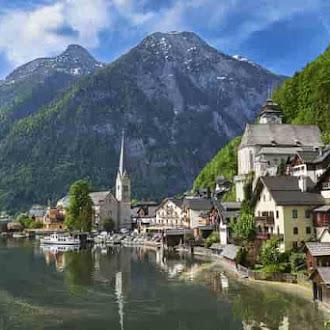 Hallstatt: Ένα πανέμορφο χωριό της Αυστρίας