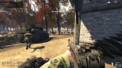 gameplay  Heroes & Generals