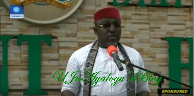 WATCH VIDEO!! Arewa Youths -  IPOB..Okorocha calls for immediate cease Fire