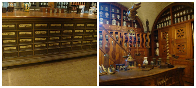 Deutsches Apothekenmuseum (Museu Alemão da Farmácia) em Heidelberg