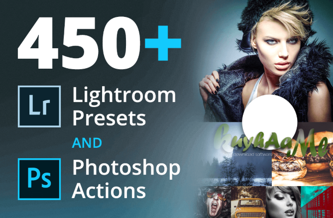 Lightroom Presets and Photoshop Actions
