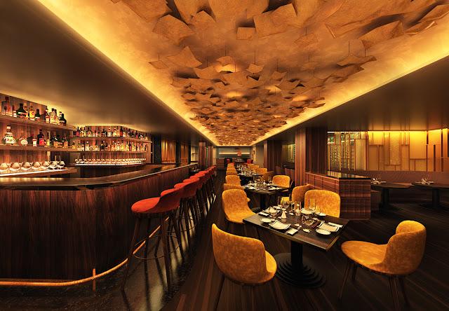 Nikkei Nine restaurants