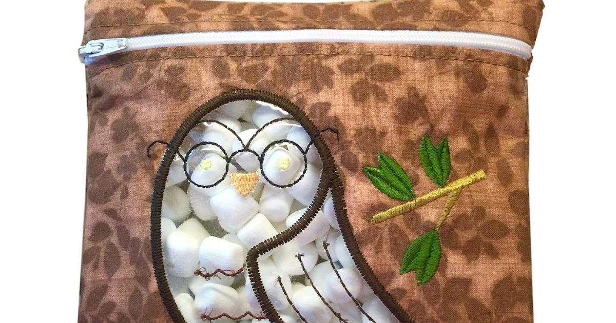 Reusable Zipper Bags Sylvia S Stitches