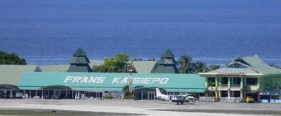 Bandar Udara Internasional Frans Kaisiepo Biak