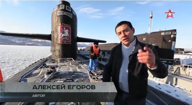 Alerta roja: El lanzamiento de un misil visto desde un submarino estratégico ruso (VIDEO)