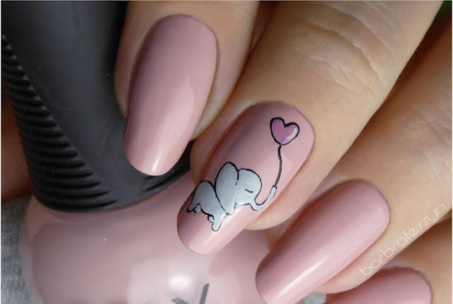 Walentynkowy słonik