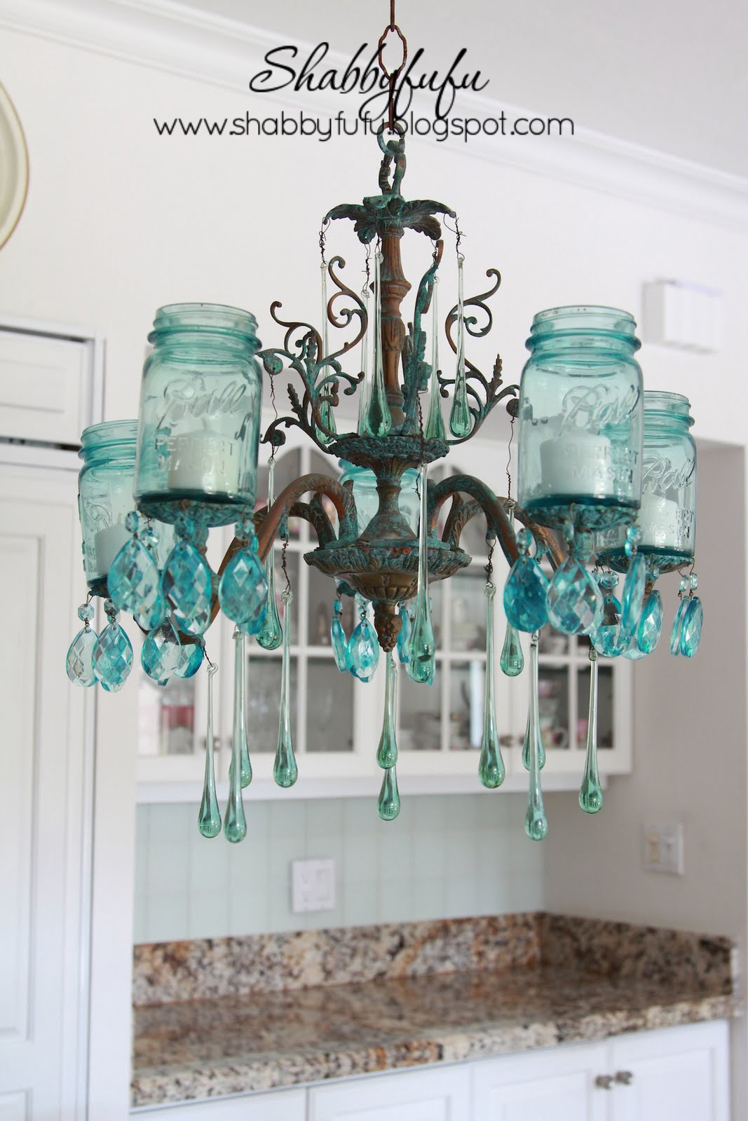 best mason jar chandelier