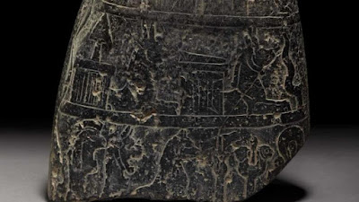 Σύλληψη στο Χίθροου αρχαιοκάπηλων με λίθο μεγάλης αξίας