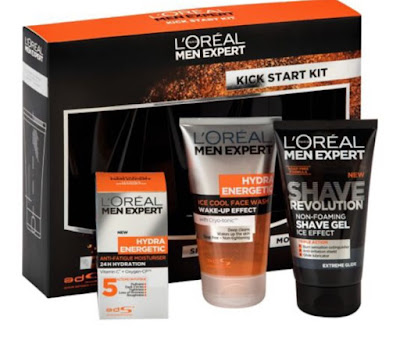 L'Oreal Men Expert Kick Start Gift Set