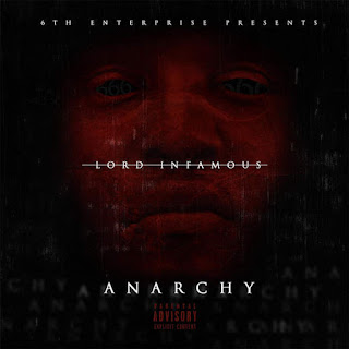 Lord Infamous - Anarchy (2016) - Album Download, Itunes Cover, Official Cover, Album CD Cover Art, Tracklist