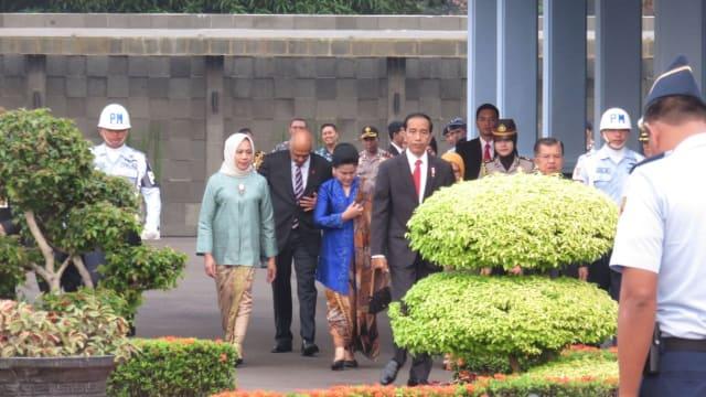 Keluarga Presiden Diolok-olok Karena Ikut Kunjungan ke Turki-Jerman, Brigade Jokowi: Kami akan Laporkan ke Polisi