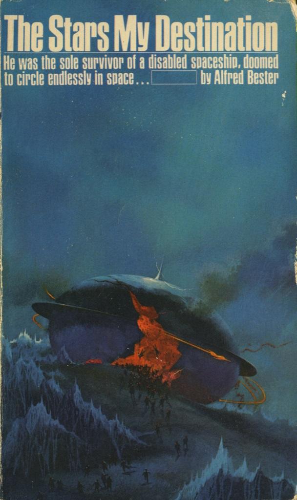 """""""LAS ESTRELLAS MI DESTINO"""", ALFRED BESTER (1970)"""