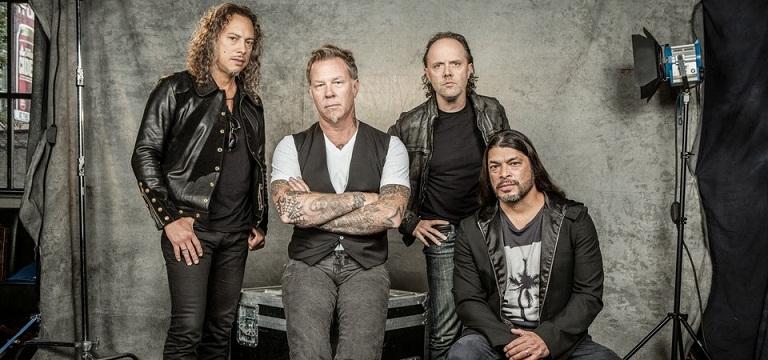 Daftar Album dan Judul Lagu Metallica