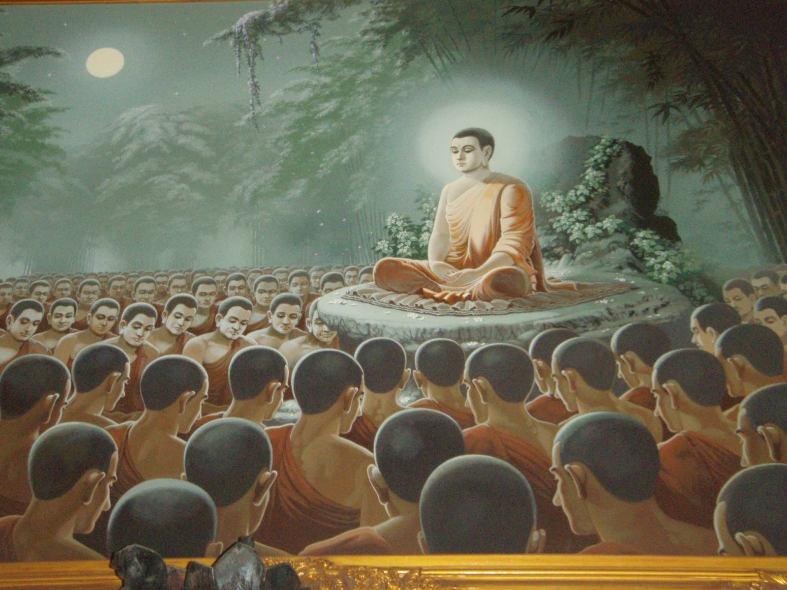 An introduction to the history and life of the buddha
