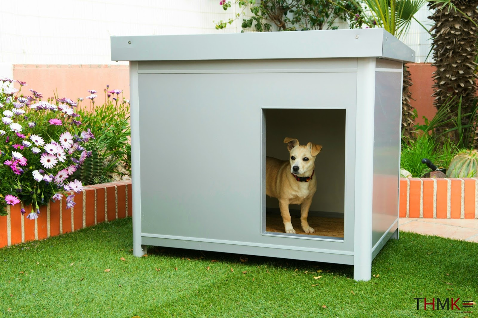 Trasteros met licos para terraza y jard n marzo 2017 for Casetas para perros aki