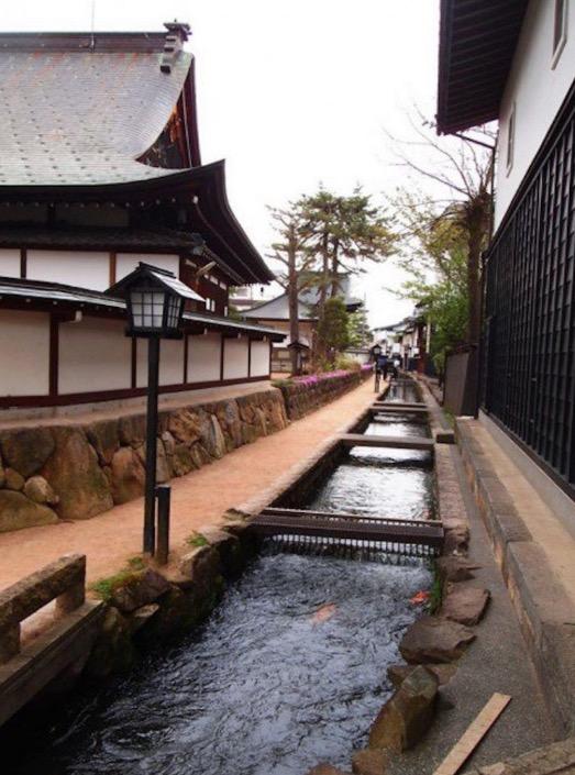 Ramai Kagum Melihat Kejernihan Air Longkang Sebuah Kampung Di Jepun