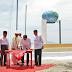 Presiden Resmikan Titik Nol Islam di Barus, Sejarawan: Terima Kasih Pak @Jokowi