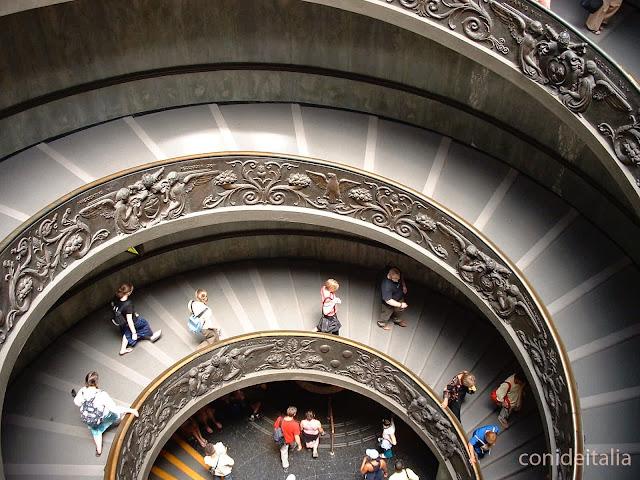 Roma en cuatro días Museos Vaticanos