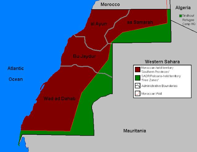 Llamamiento a Misión internacional a Marruecos y al Sahara Occidental