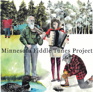 Minnesota Fiddle Tunes Project #1