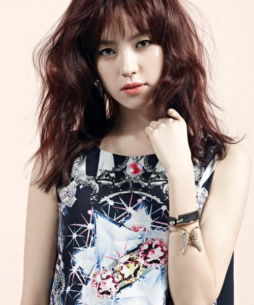 Twenty2 Blog: Han Hyo Joo For Viki Spring/Summer 2013