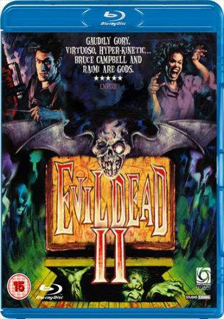 Evil Dead II (1987) Bluray Download Hindi 750Mb Dual Audio 720p Watch Online Full Movie Download bolly4u