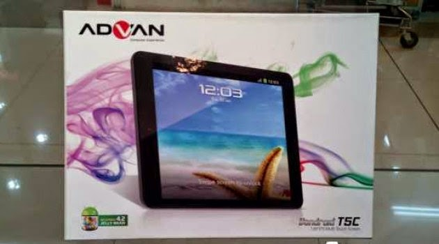 Stock ROM Advan Vandroid T5C ~ Catatan Masruri