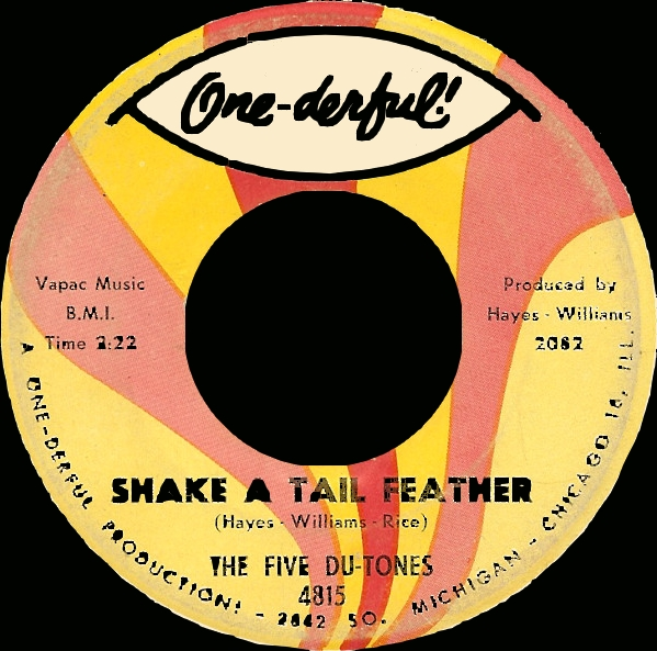 shake a tail feather pdf