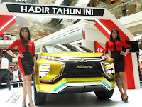 Mitsubishi XM Concept Sapa Warga Semarang