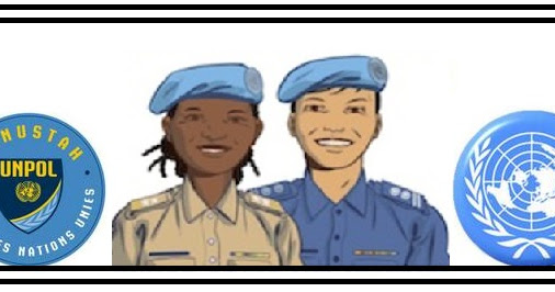 Q.No.1. How to become a UN Police Officer ?
