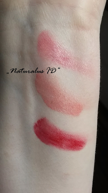 Tata Harper Lip Cheek Tint, swatches