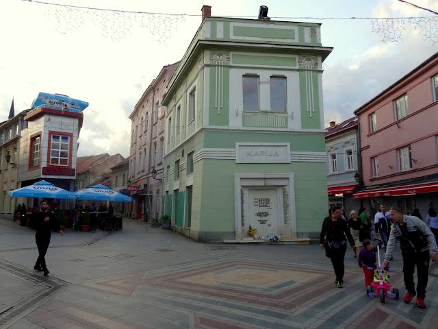 Tuzla Stari Grad (Old Town) - Kapija