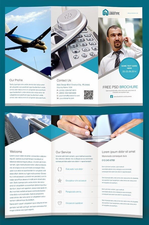 PSD Free Business Brochure