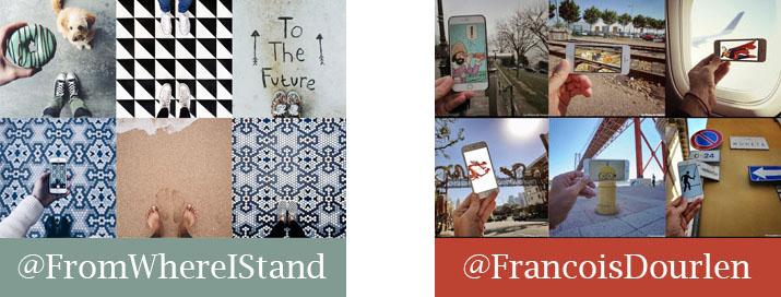 best instagrams @FromWhereIStand @FrancoisDourlen