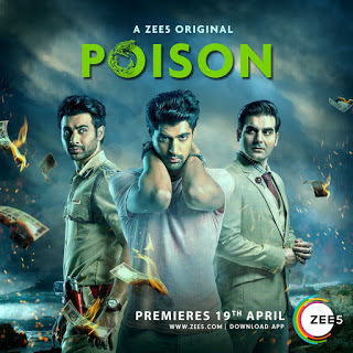 Poison 2019 Hindi Complete WEB Series 720p HEVC x265