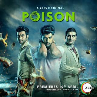 Poison 2019 Hindi Complete WEB Series 720p HEVC x265
