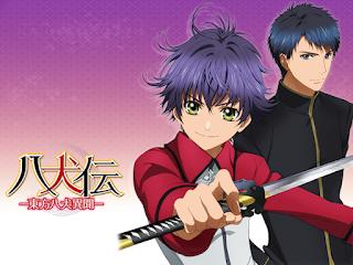 Hakkenden: Touhou Hakken Ibun 2nd Season – Todos os Episódios