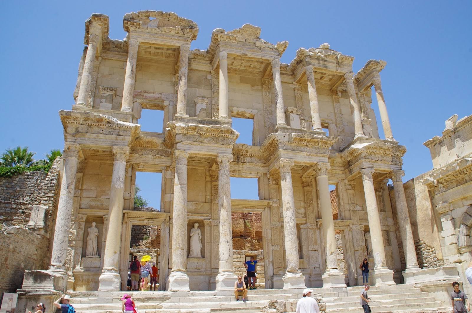 A Journey Back in Time at Ephesus with Neyzen