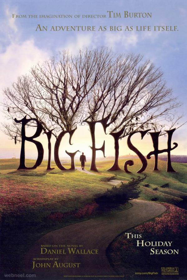 big-fish-creative-movie-poster-design